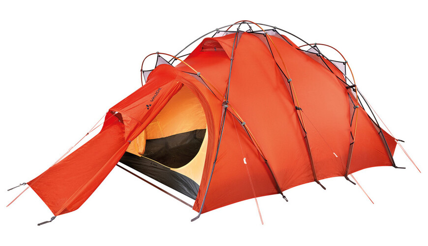 VAUDE Power Sphaerio Tent 3P orange